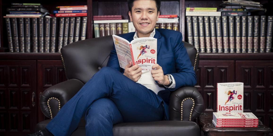 How A Shy Introvert Becomes a Leader feat. Benjamin Loh